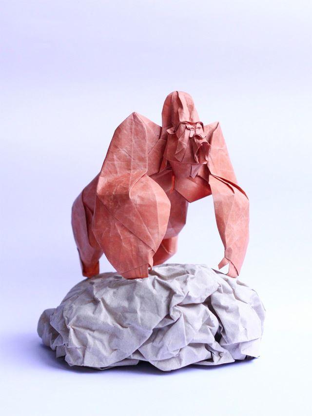 立體摺紙藝術