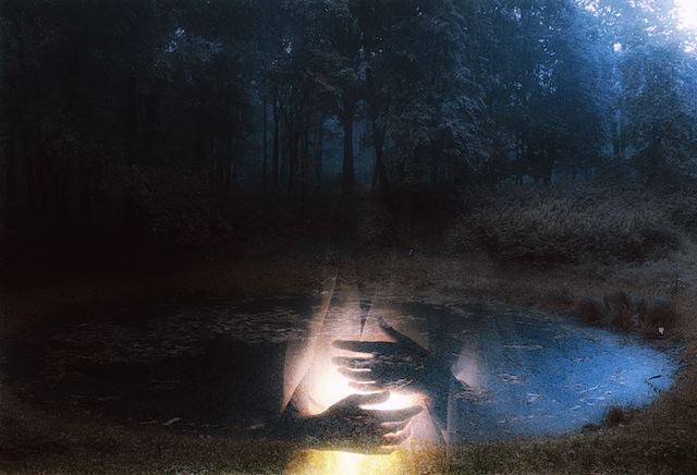 Magical-Double-Exposure-in-The-Forest-0