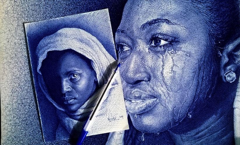 Photorealistic_Portraits_Created_With_Simple_Ball_Point_Pens_by_African_Artist_Enam_Bosokah_2015_02