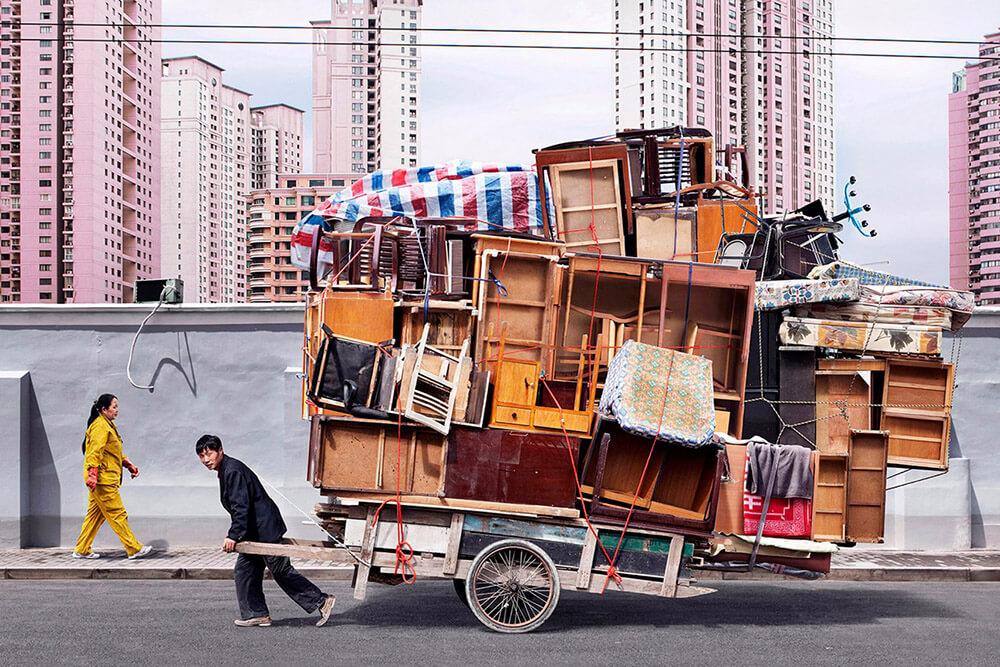 Прикольные картинки про мусорщиков, открытка изображение