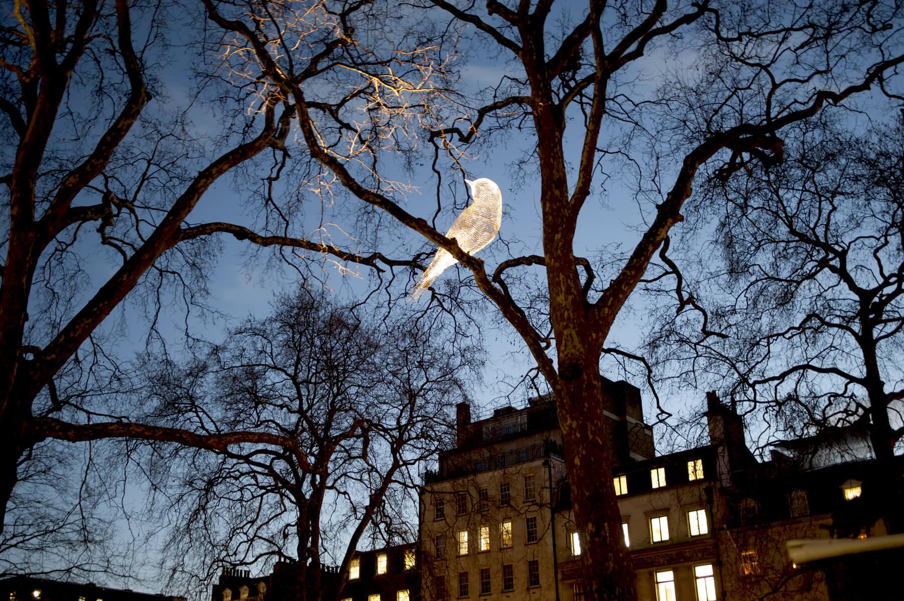 倫敦燈光節