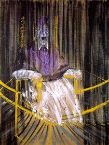 那個畫可怕圖畫的人