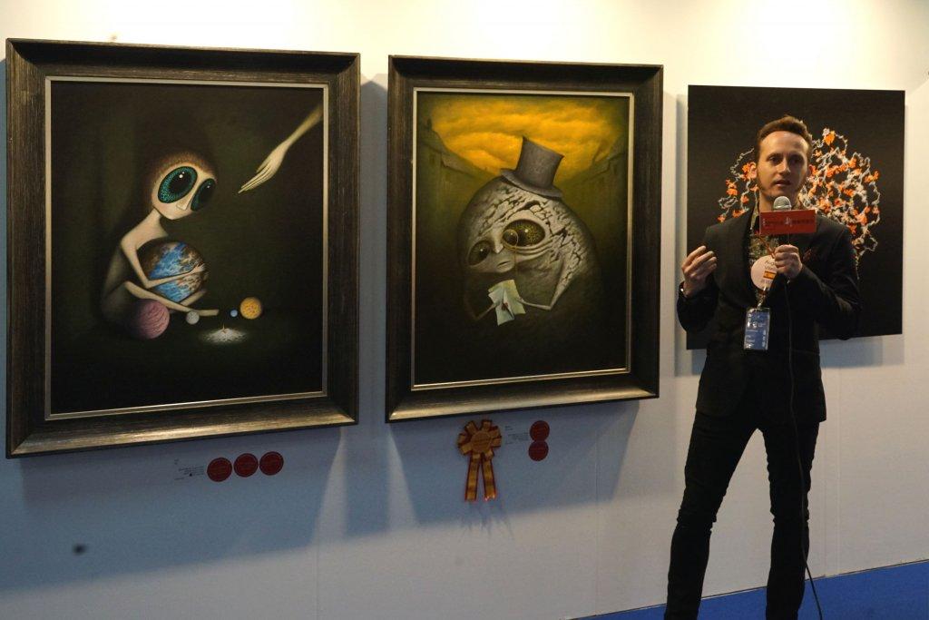 2019 國際藝術家大獎賽