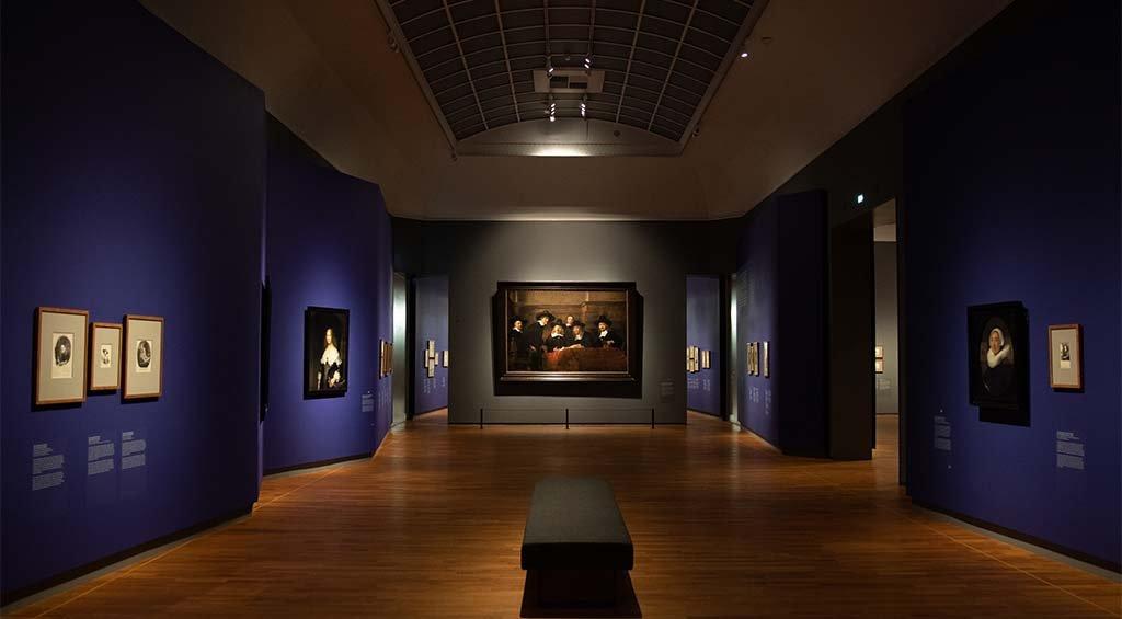 王靜靈,荷蘭畫家林布蘭(Rembrandt van Rijn, 1606-1669)