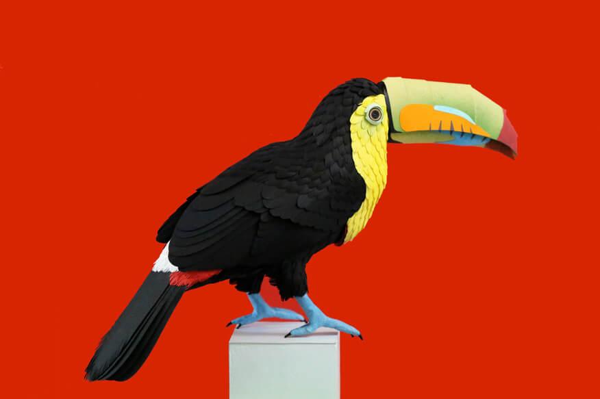 這張圖片的 alt 屬性值為空,它的檔案名稱為 01-paper-sculpture-birds.jpg