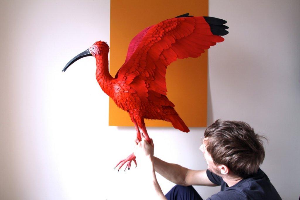 這張圖片的 alt 屬性值為空,它的檔案名稱為 13-paper-sculpture-birds-1-1024x682.jpg