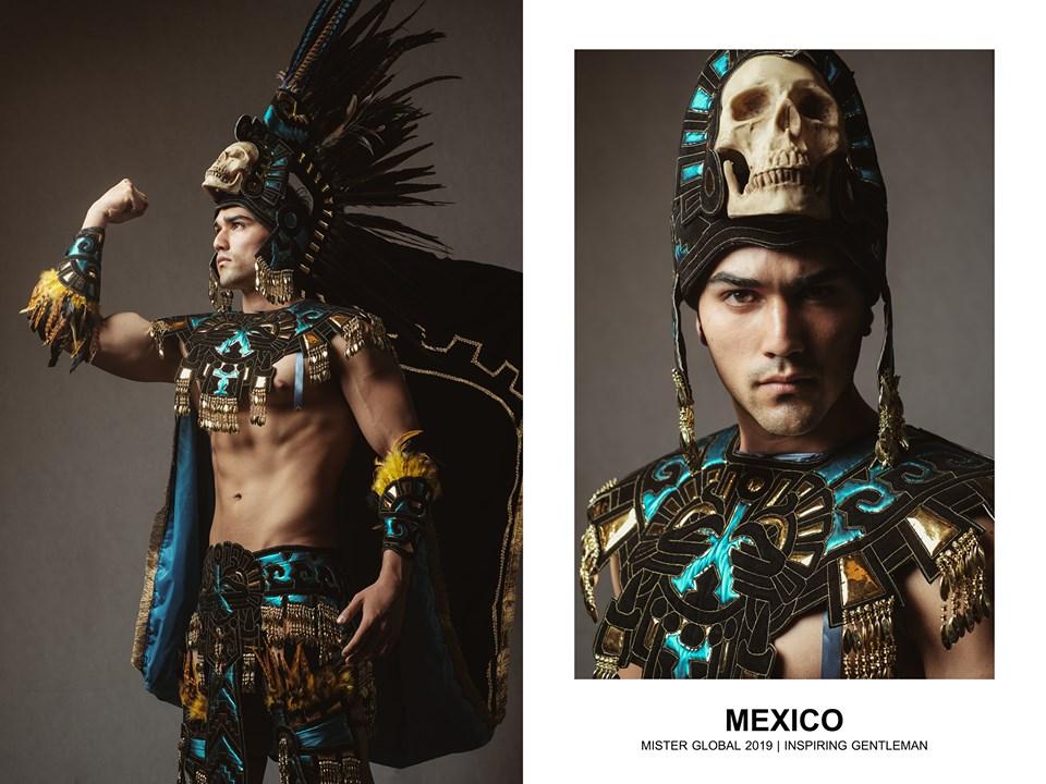 2019全球先生,mister global,選美比賽,攝影,傳統服飾,種族,性別,符號,標籤,物化,風格,傳統文化,男性,藝術,城市美學新態度