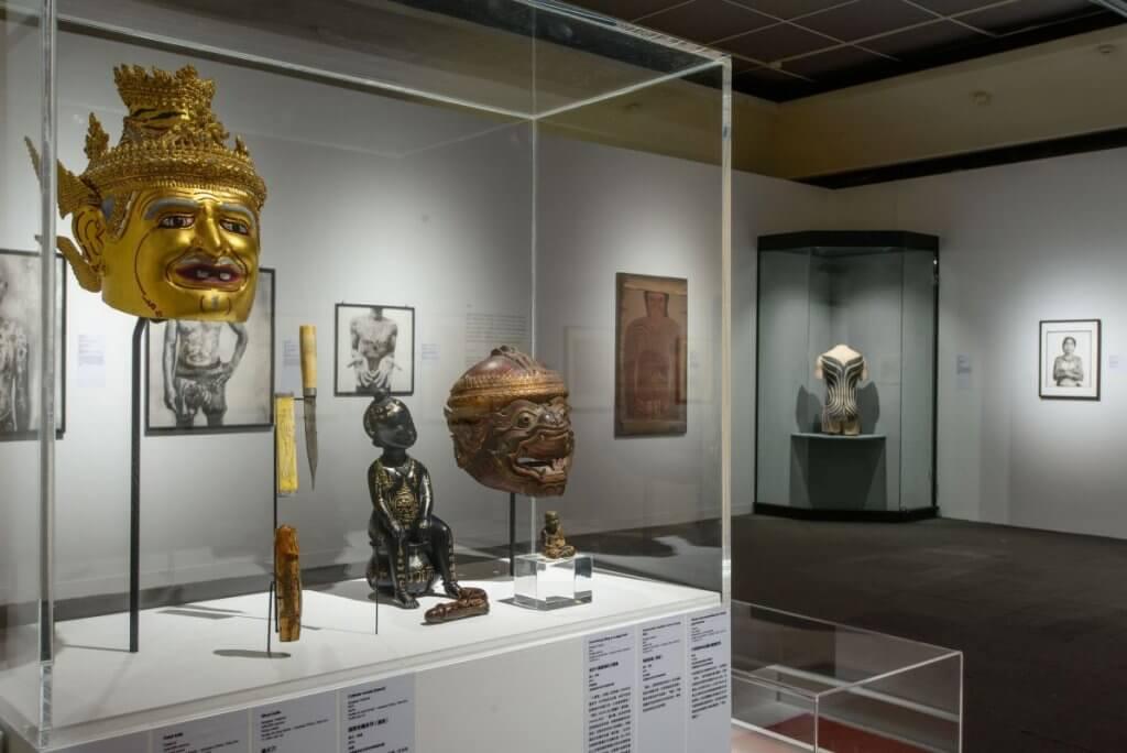 高美館,刺青,藝術,展覽,凱布朗利博物館,城市美學新態度